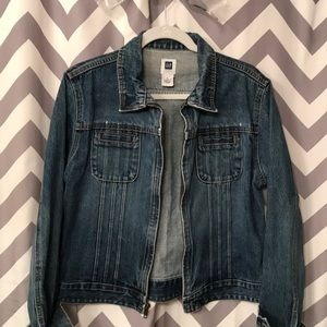 Gap blue Jean jacket